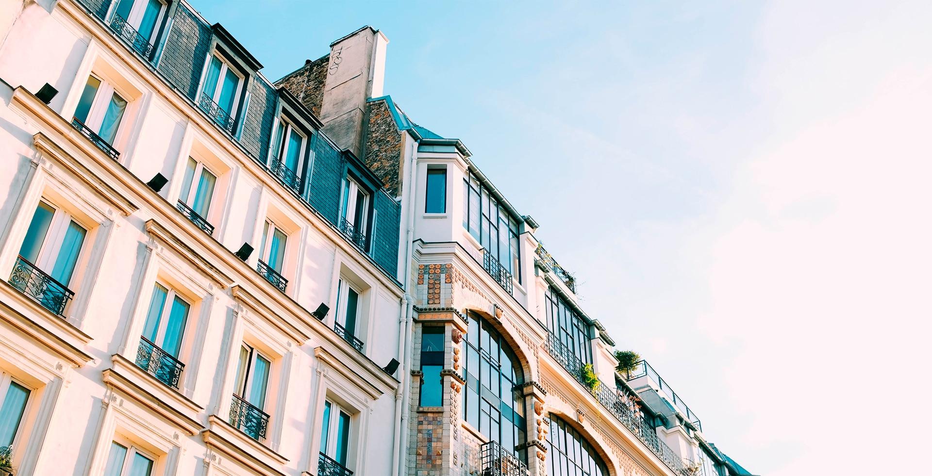 batiment sur paris - harmonia luxus