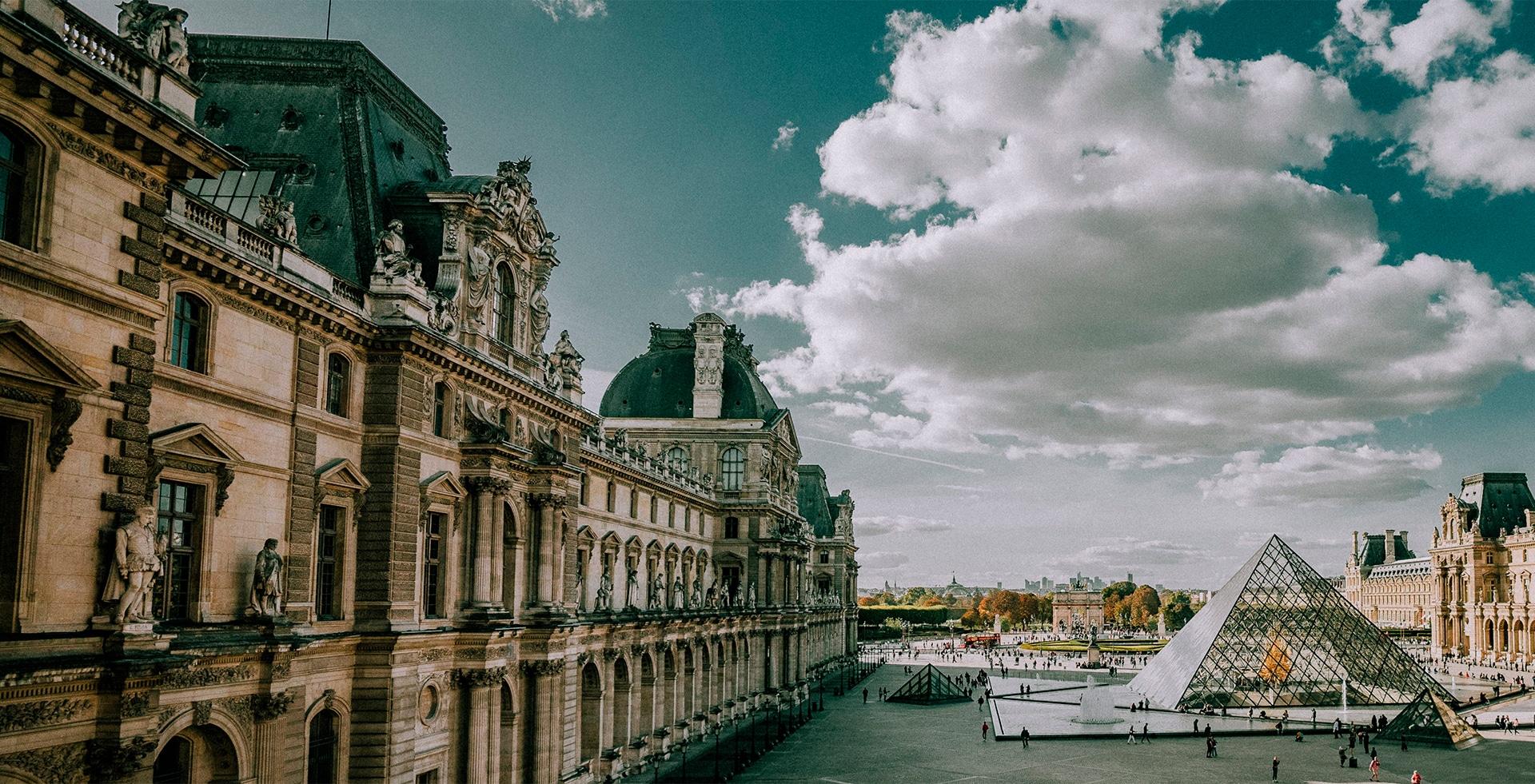 paris capital du luxe - harmonia luxus